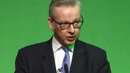 """Michael Gove has said that the Government is not considering backing down over the """"rule of six"""". Pi"""