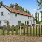 Mill House in Suton near Wymondham is on the market for £675,000. Picture: Warners