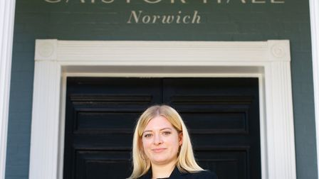 Caistor Hall is now under new management and has revamped it's look. Gemma Poole is the new marketin