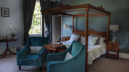 Caistor Hall is now under new management and has revamped it's look. Picture: SARAH LUCY BROWN
