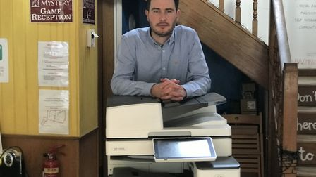 Charity Missing Kind claims it was mis-sold a contract for printers which will cost it tens of thous