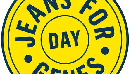 Jeans for Genes Logo. Picture: Jeans for Genes