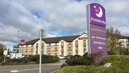 Premier Inn jobs are under threat as owner Whitbread consults over cuts due to coronavirus. Photo: L