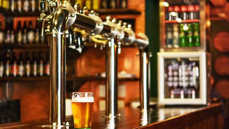 The government has announced new coronavirus restrictions which affect pubs. Picture: Getty Images/i