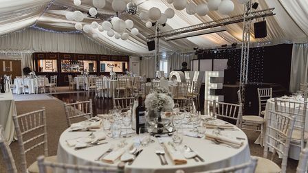 Kiera Goymour, venue manager and wedding planner at Applewood Hall in Norwich feels the industry has
