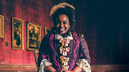 Lolly Adefope as Kitty. Picture: BBC/Monumental Television/Steven Peskett