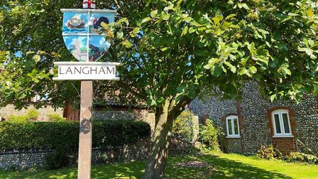Emily Thomson on her North Norfolk staycation. A trip down memory lane to the village of Langham. Ph