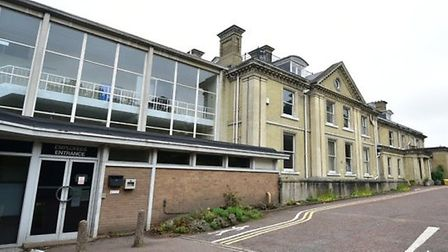 Days are left to make an offer on Carrow House in Norwich. Pic: EDP