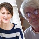 Reepham author Laura James and Norwich writer Steve Pope, who have both been forced to shield during