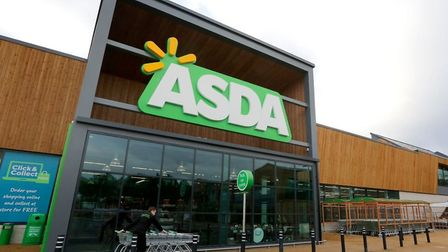 Asda is putting security marshals on its doors to ensure shoppers wear masks. Pic: Asda