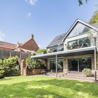 This five-bedroom home in Fakenham is on the market for 750,000. Picture: Sowerbys