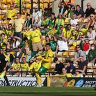 Norwich City were very proud of how the pilot event on Saturday went. Picture: Paul Chesterton/Focus