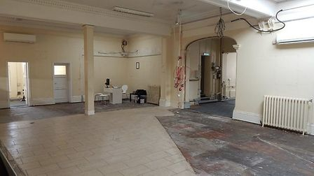 The former Barclays bank in Downham Market is for sale at auction. Pic: Auction House