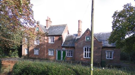 Gressenhall Voluntary Aided School and school house on Church Lane could be turned into three homes,