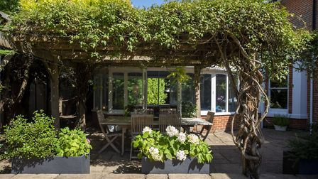The Limes in North Lopham is on the market for £650,000. Picture: Fine & Country