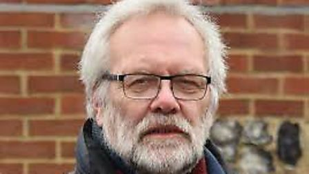 Steve Morphew, leader of the Labour group at Norfolk Counnty Council. Pic: Archant