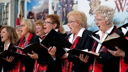 The Iceni Choir will perform at the Whinburgh Music Festival