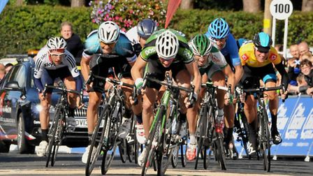 The Aviva Tour of Britain will be returning to East Anglia and Suffolk will be hosting a momentous s