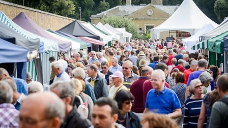 Scenes from the North Norfolk Food Festival at Holkham Hall. Picture: Matthew Usher.