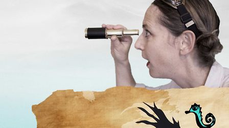 A Real Mermaid's Tale comes to Dereham Memorial Hall with Ripstop Theatre. Picture: Ripstop Theatre