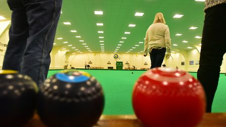 Gallow Ladies A completed their fixtures in the County Triples League on Saturday with a home game a