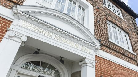 The Memorial Hall in Dereham will be the venue for the town's first fringe festival. Picture: Matthe