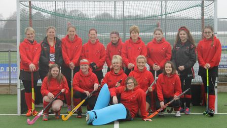 The successful Reepham Ladies team. Picture: Lucy Cook