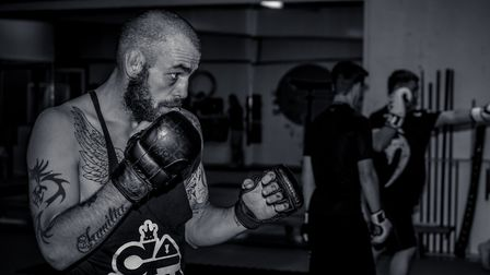 Scott Butters has overcome major injuries and is now on the cusp of going professional as an MMA fig