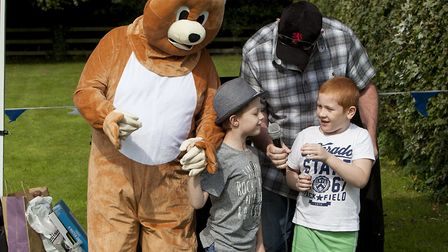 Countdown to the Annual Teddy Bear Zip Wire Event at Dereham Windmill. Picture: Bill Pound