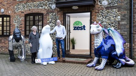 GoGoHares coming to Dereham. Picture: Michael Lyons Photography UK