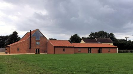 The new convent near Dereham for the Community of our Lady of Walsingham. Picture: COLW