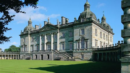 Work by Damien Hirst will be on display at Houghton Hall. Picture: Damien Hirst and Science Ltd