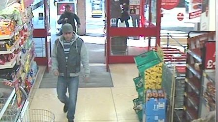 The theft occurred in a supermarket on Nelson's Place, Dereham. Picture: Norfolk Constabulary