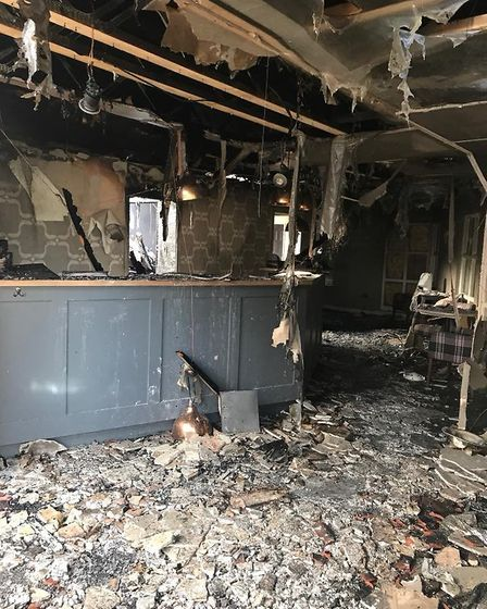 The fire which destroyed historic family-owned business Breckland Lodge last week has been ruled an