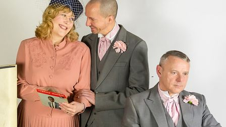 Kay Mellor's A Passionate Woman, is coming to Dereham Memorial Hall. Picture: Steven Hitchman