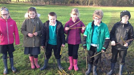 Year five students said they were all sad when they heard the news. Picture: Mattishall Primary Scho