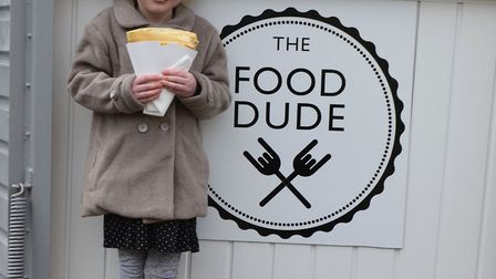 The Food Dude to visits Hoots after-school and holiday club, based at Toftwood. Picture: JAMES WATTS