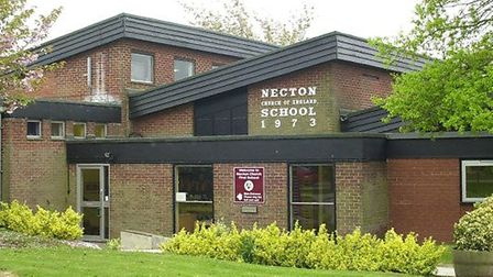 Necton VC First School. Picture: ARCHANT