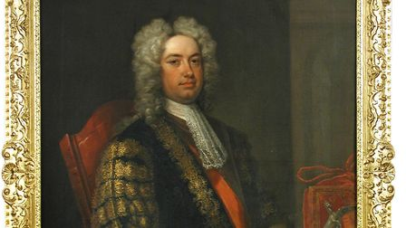 Portraits of some of Britains most famous historical figures are set to go under the hammer for the