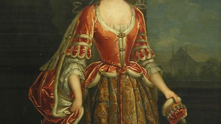 Portraits of some of Britain's most famous historical figures are set to go under the hammer for the