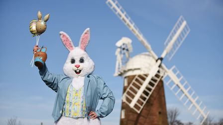 Dereham Windmill will be holding a Easter themed event. Picture: Ian Burt