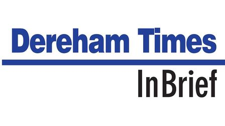 In Brief is the new and improved weekly newsletter brought to you by the Dereham Times.