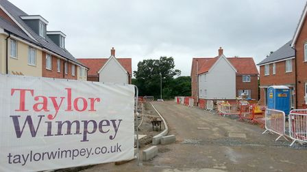 Taylor Wimpey wants to build up to 62 homes at Etling View. Picture: Submitted