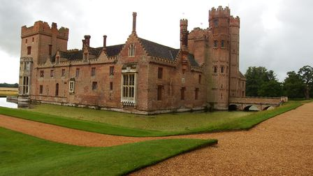 Lovely Oxburgh Hall National Trust. Photo: Wendy Keeley