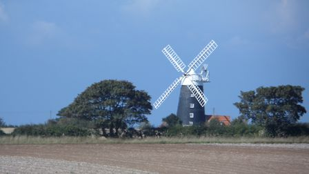 Properties have gone up dramatically in price in places like Burnham Overy Staithe. Photo: John Knig