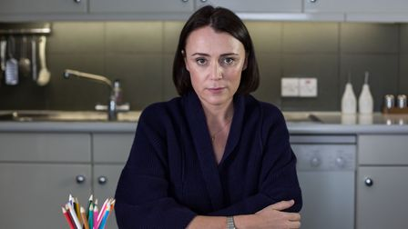 Keeley Hawes in a previous BBC Drama. (C) BBC - Photographer: Sophie Mutevelian