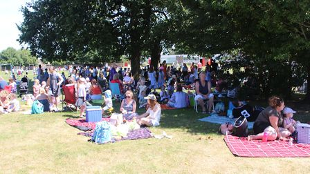 Hundreds attend Toftwood Infant and Junior School Federation family picnic. Picture: TOFTWOOD FEDERATION