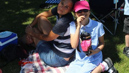 Hundreds attend Toftwood Infant and Junior School Federation family picnic. Picture: TOFTWOOD FEDERA