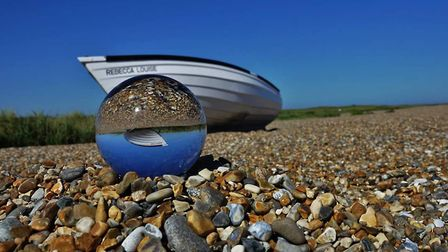 Early morning at Cley. Photo: Michael Stearman
