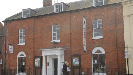 Swaffham Museum, which will be the starting point for a Norfolk Day history walk being hosted by mus